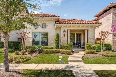 Irving Single Family Home Active Contingent: 6415 San Saba