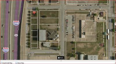 Tarrant County Residential Lots & Land For Sale: 710 E Tucker Street