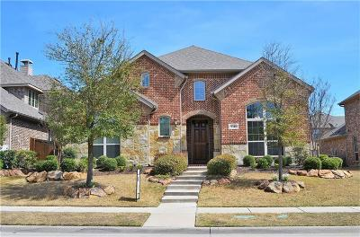 Allen Single Family Home For Sale: 2346 Palazzo Lane