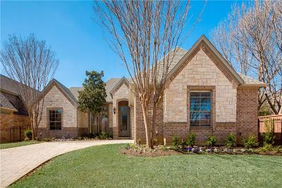 Colleyville Single Family Home For Sale: 7026 Primrose Lane
