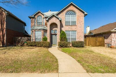 Rowlett Single Family Home For Sale: 6918 Conestoga Drive