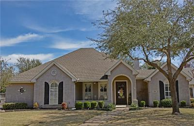 Fort Worth Single Family Home For Sale: 2709 Riverwood Trail