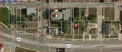 Tarrant County Residential Lots & Land For Sale: 917 E Rosedale Street