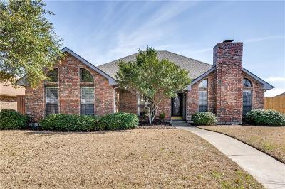 Single Family Home For Sale: 1908 Lavaca Trail