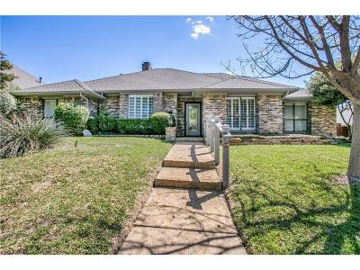 Single Family Home For Sale: 9426 Hill View Drive