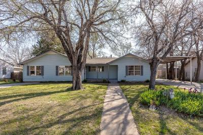 Haltom City Single Family Home Active Option Contract: 3318 Parker Road