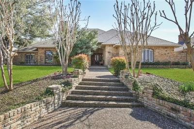Dallas Single Family Home For Sale: 5800 Still Forest Drive
