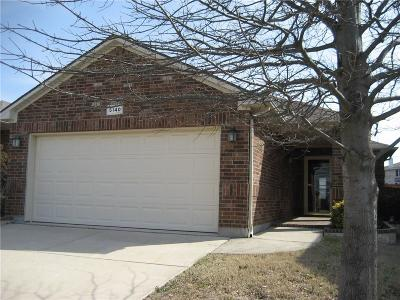 Fort Worth Single Family Home For Sale: 5140 Britton Ridge Lane