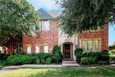 Frisco Single Family Home For Sale: 5103 Northshore Drive
