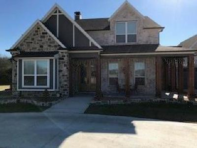 Little Elm Single Family Home For Sale: 6001 Pinnacle Circle