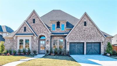 Prosper Single Family Home For Sale: 811 Star Meadow Drive
