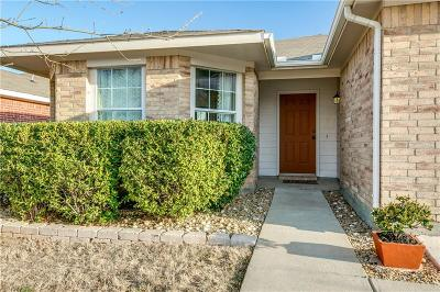 Fort Worth Single Family Home For Sale: 4309 Silverwood Trail