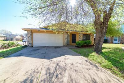 Fort Worth Single Family Home For Sale: 3101 Galemeadow Drive