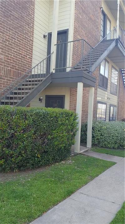 Dallas Condo For Sale: 5981 Arapaho Road #1205