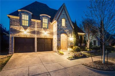 Dallas Single Family Home For Sale: 6152 Stapleford Circle