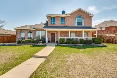 Allen Single Family Home Active Option Contract: 705 Summerfield Drive