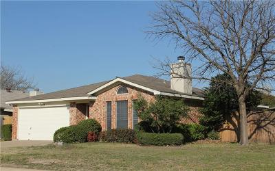 Fort Worth Single Family Home For Sale: 729 Buddy L Drive