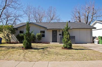 Garland Single Family Home For Sale: 213 Trailridge Drive