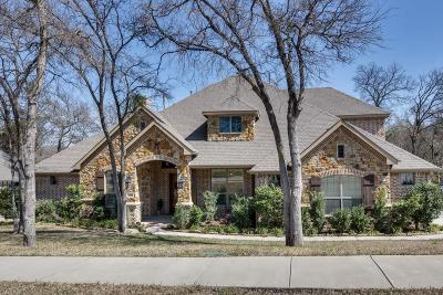 Midlothian Single Family Home Active Option Contract: 1860 Rugged Trail