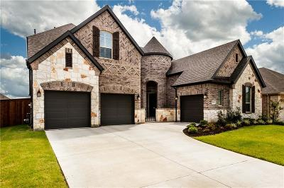 McKinney Single Family Home For Sale: 7904 Medina Way