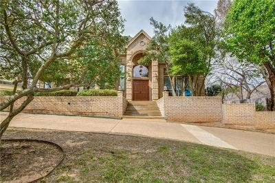 Colleyville Single Family Home Active Option Contract: 4108 Mockingbird Lane