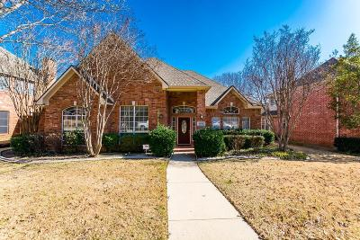 Plano Single Family Home For Sale: 7640 Hove Court