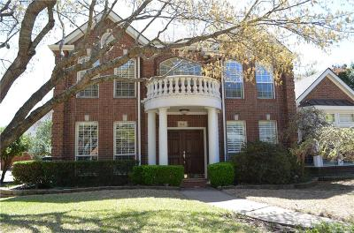 Plano Single Family Home For Sale: 612 Mossycup Oak Drive