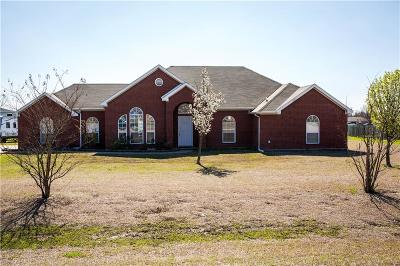 Royse City Single Family Home For Sale: 184 Country Manor Lane