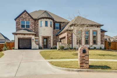 McKinney Single Family Home For Sale: 601 Splash Circle