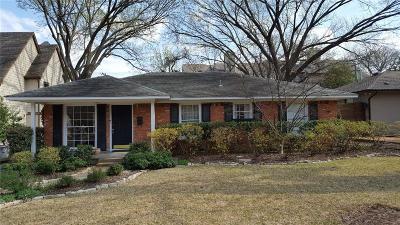 Single Family Home For Sale: 2426 Loving Avenue
