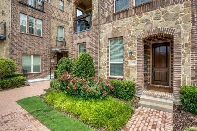 Plano Townhouse For Sale: 5761 Knox Drive