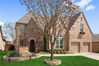 McKinney Single Family Home For Sale: 316 Longhorn Drive