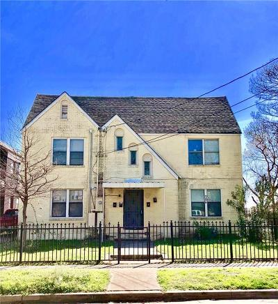 Multi Family Home For Sale: 704 W 10th Street