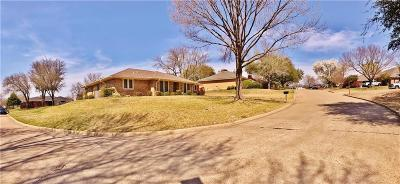 Rockwall Single Family Home For Sale: 2003 S Lakeshore Drive