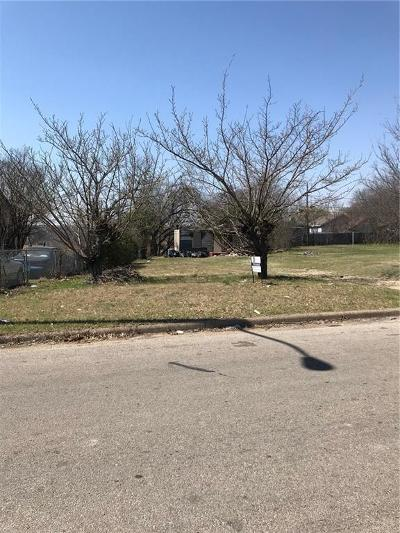 Tarrant County Residential Lots & Land For Sale: 3115 Ross Avenue
