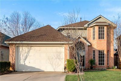 Grand Prairie Single Family Home For Sale: 3229 Wuthering Circle