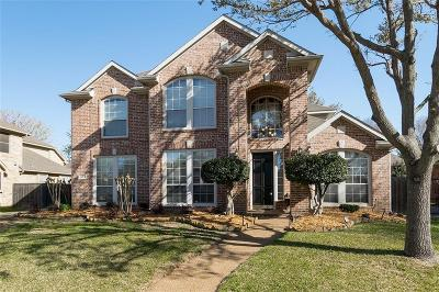 Flower Mound Single Family Home For Sale: 3604 Welborne Lane
