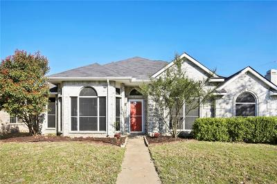 The Colony TX Single Family Home For Sale: $265,000