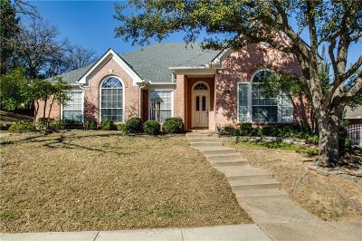 Arlington Single Family Home For Sale: 3910 Parker Oaks Drive
