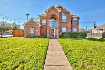 Desoto Single Family Home Active Option Contract: 1100 Ashford Drive