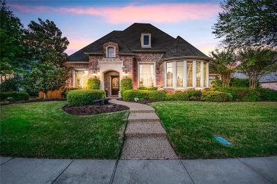 McKinney Single Family Home For Sale: 120 Winsley Circle