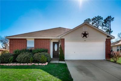 Terrell Single Family Home For Sale: 101 Oakcrest Circle