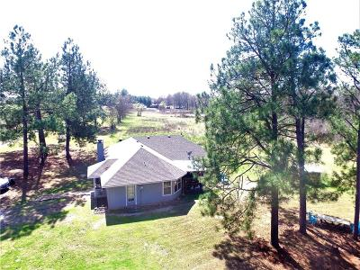 Edgewood Single Family Home Active Option Contract: 1728 Vz County Road 3103