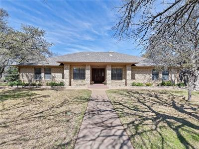 Fort Worth Single Family Home For Sale: 9400 Boat Club Road
