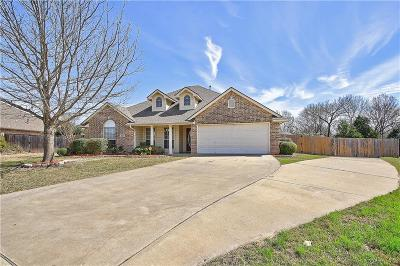 Midlothian Single Family Home Active Option Contract: 5820 Hackberry Court