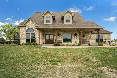 Royse City, Union Valley Single Family Home Active Option Contract: 470 Eagle Pass