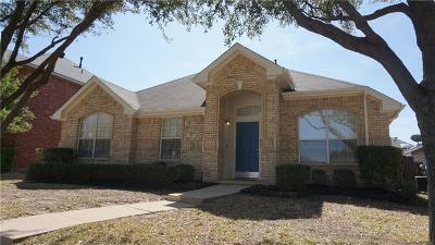 The Colony TX Single Family Home For Sale: $274,900