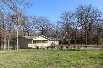 Canton TX Single Family Home Active Option Contract: $149,900
