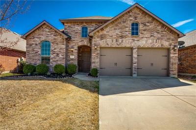 Forney Single Family Home For Sale: 2016 Dripping Springs Drive