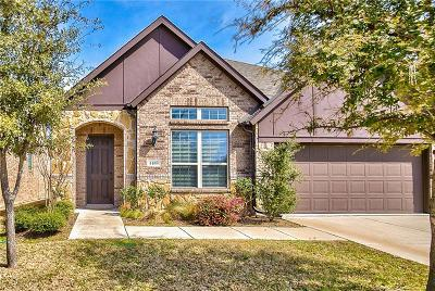 McKinney Single Family Home For Sale: 4409 Holburn Drive